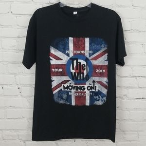 The Who Concert T Shirt